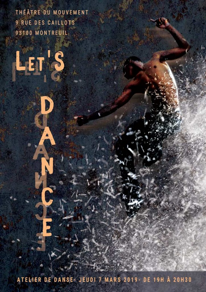 Affiche Danse