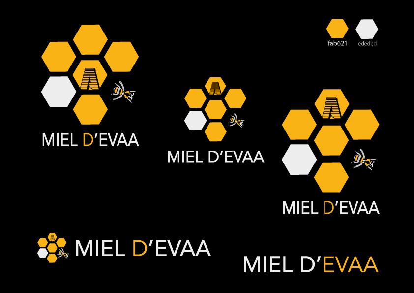 Logo miel EVAA