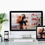 Création d'un site E-commerce pour la marque VICTOR barroti