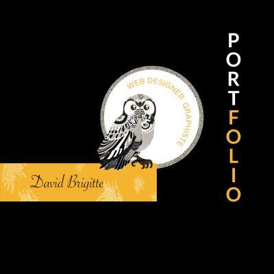 portfolio designer-web Brigitte David